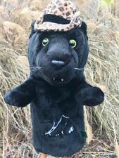 New Winning Edge Shingo Katayama Power Panther Cat Golf Driver Headcover Club