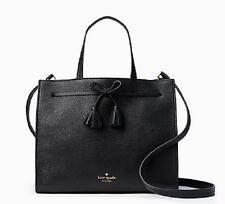 Kate Spade New York Hayes Street Isobel Tote Handbag Purse (Black) (MSRP $398)