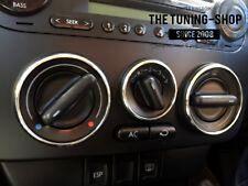Per VW NEW BEETLE 98-10 Anelli Riscaldatore Cromo Lucido in Lega assetto circonda Set