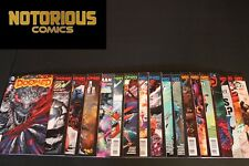 Superman Doomed Complete 18 Issue Comic Lot Run Set DC Collection