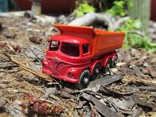 MATCHBOX LESNEY No 17 HOVERINGHAM TIPPER 8-WHEEL DUMP TRUCK Super condition