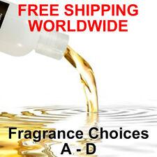 PREMIUM Scented Bath Body Massage Oil A - D Fragrance Choices VEGAN/CRUELTY FREE