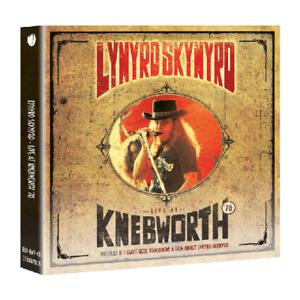 Lynyrd Skynyrd - Live At Knebworth '76 (NEW BLU-RAY, CD)
