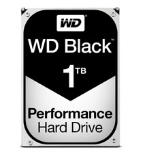 Western Digital Black HDD 1000GB 1TB Serial ATA III internal hard drive 3.5