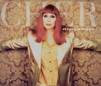 Cher : Strong Enough CD