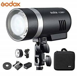 Godox AD300Pro 300W 2.4G TTL Flash Kit Strobe Monolight 1/8000 HSS Flash Handle