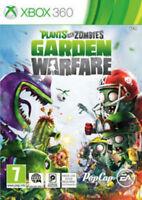 Plants vs Zombies Garden Warfare Xbox 360 MINT Condition  -1st Class Delivery
