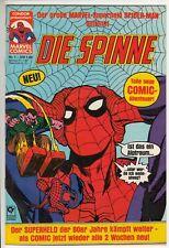 DIE SPINNE Condor Verlag Nr 1 - 259 komplett TOP Sammlerzustand spider-man