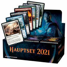 Magic the Gathering Hauptset M21 Core 2021 Karten Mythic Rare Cards MtG deutsch