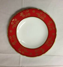 """ROYAL CROWN DERBY """"INDIA"""" BREAD BUTTER PLATE 6 1/4"""" BONE CHINA ENGLAND"""