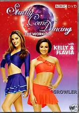 STRICTLY COME DANCING WORKOUT DVD - DANCE KEEP FIT AEROBIC TONE FITNESS EXERCISE