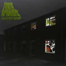 ARCTIC MONKEYS Favourite Worst Nightmare Vinyl LP (12 Tracks) NEW & SEALED