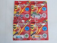 Johnny Lightning The Challengers die cast car lot 1:64 - 1993, 1995 Nucleon