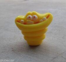 Figurine Dracco Head ou Jojo  numéro 38  Guizmo Tornade jaune ultra rare