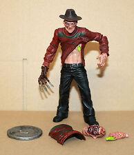 Cinema Of Fear A Nightmare On Elm Street 2 Freddy Krueger Mezco Action Figure