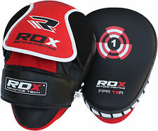 RDX Boxing Mitt Training Target Focus Punch Pad Glove MMA Karate Muay Kick Kit N