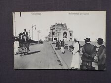 Ansichtskarte Konstanza / Constanta in Rumänien, Bulevardul si Casino, um 1917