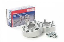 H&R Trak+ Wheel Spacers DRM 15mm 5x114.3 12x1.5 Thread 67.1 Center Bore, Stud