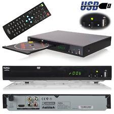 DVD-Player Xoro HSD 8470 MPEG4 mit HDMI USB Mediaplayer Upscaling 1080p MultiROM
