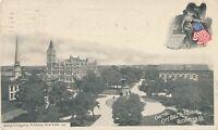 RICHMOND VA - Capitol, City Hall and Square - udb - 1903