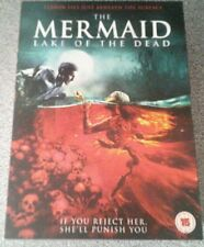 THE MERMAID LAKE OF THE DEAD*DVD*HORROR FILM*RATED 15*NEW*SEALED