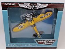 Ertl Aviation Classics National Air Racer Plane Yellow NR3226 Diecast 20123P