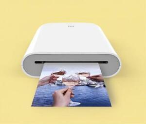 XIAOMI 3 Inch Pocket 300 DPI AR ZINK Bluetooth Photo Portable Printer