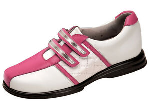 Sandbaggers Golf Shoes: Bright Star Berry