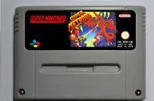 SUPER METROID SNES Super Nintendo PAL Version