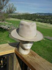 Vintage Stetson Twenty Open Road style Sovereign western Hat