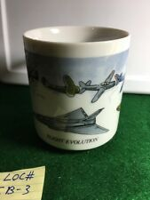 Marriott ST LOUIS Airport Limited Ed Del Dace FLIGHT EVOLUTION Coffee Mug Cup