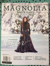 NEW | The Magnolia Journal Magazine | Issue 5 | Winter 2017 | HGTV Fixer Upper