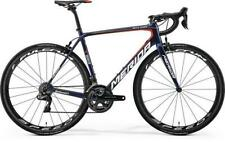 MERIDA SCULTURA TEAM E  M -L 54 BLU  2018 road fitness gravel road race DA Di2