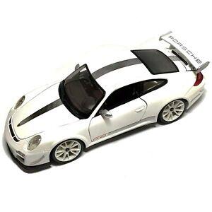 Porsche 911 GT3 RS 4.0  Diecast Burago Model 1:18