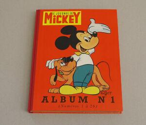 Album du Journal de Mickey N° 1