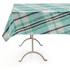 "Crate & and Barrel Paola Navone 58"" x 58"" Pic-nic Outdoor Tablecloth- NWOT"