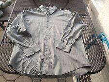 Herren Hemd DKNY Gr. 17 ( Kragenweite 34/35) grau = top classic style=