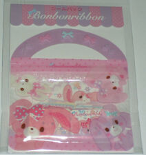 2014 Sanrio Bonbonribbon Sticker Set Sack Pack 61pcs