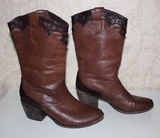 DEICHMANN Graceland Damen Cowboystiefel Westernstiefel Gr. 39Trend Blogger