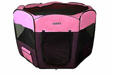Fabulous Pet Extra Large Water Resistant Portable Dog, Puppy, Cat  Play Pen