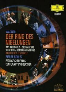 R. Wagner - Der Ring Des Nibelungen [New ] PAL Region 0, UK - Import