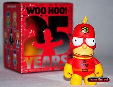 Radioactive Man - Simpsons Anniversary Vinyl Mini Series - Kidrobot Brand New
