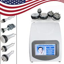 Ultrasonic Cavitation Radio Frequency Vacuum Body Slim Machine for Beauty Store