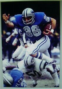 STEVE OWENS - Detroit Lions Sports Illustrated SI Like poster NFL 24X36