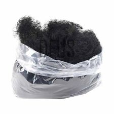 Black Coir Fibre upholstery filling stuffing horse hair substitute 1kg bag