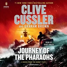 Journey of the Pharaohs, CD/Spoken Word by Cussler, Clive; Brown, Graham; Bri...