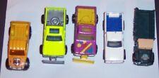 Hot Wheels Lot 5 Trucks 1978-1982 Beach Patrol Diecast Cars USED
