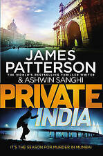 **NEW PB** Private India by James Patterson, Ashwin Sanghi (Paperback, 2015)