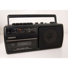 Hitachi TRK-60 Portable Radio Cassette Recorder