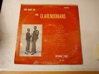 The Clarendonians – The Best Of The Clarendonians - Vinyl LP